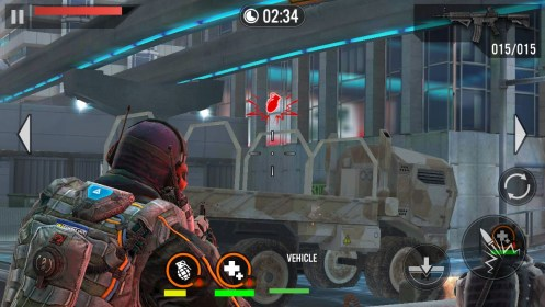 FRONTLINE COMMANDO 2 for Sony Xperia M2