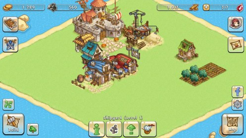 Pirates of Everseas for Sony Xperia C