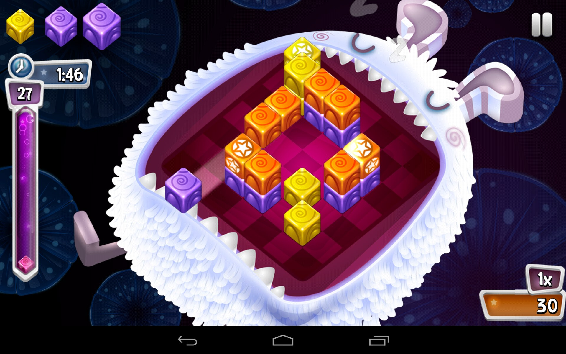 cubis game for android