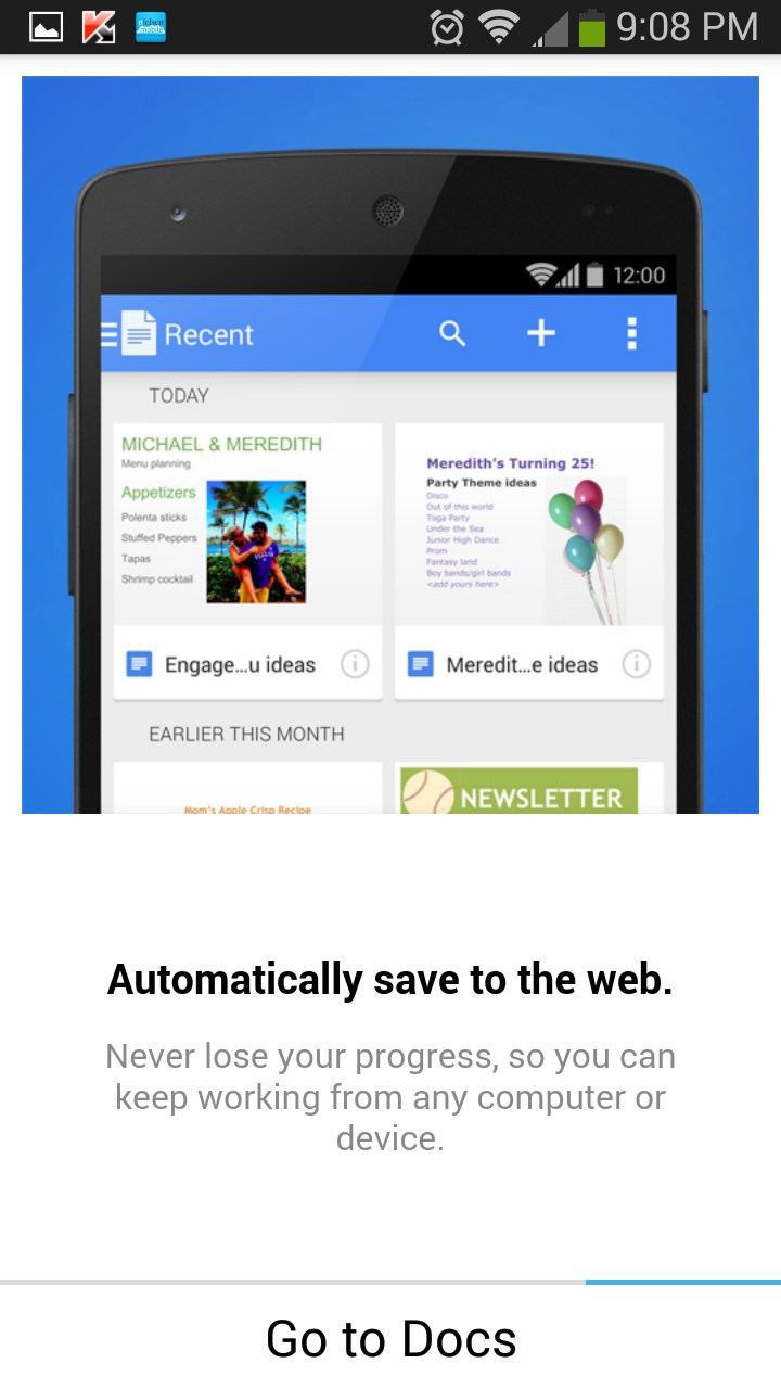 Google Docs – Soft for Android 2018 – Free download ...
