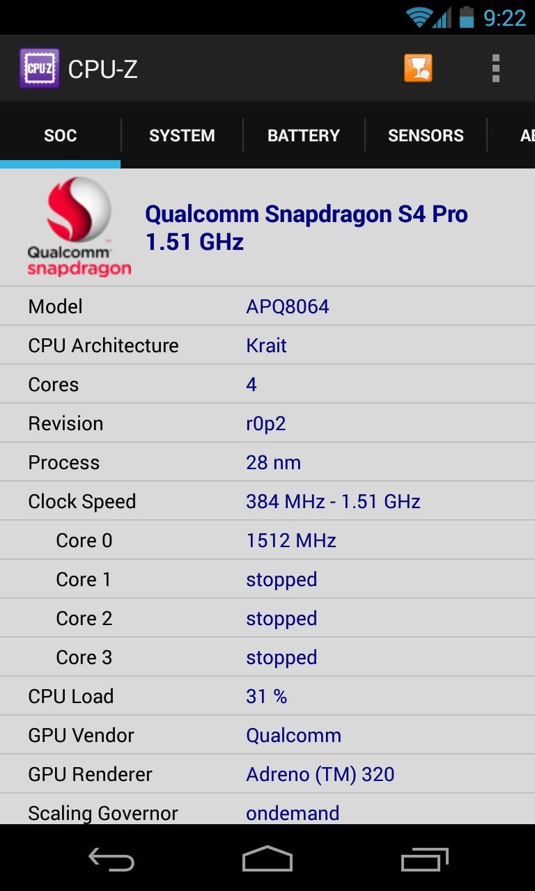 Cpu Z Soft For Android 2018 Free Download Cpu Z