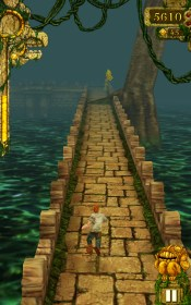 Temple Run for Samsung GT-S6500 Galaxy Mini 2