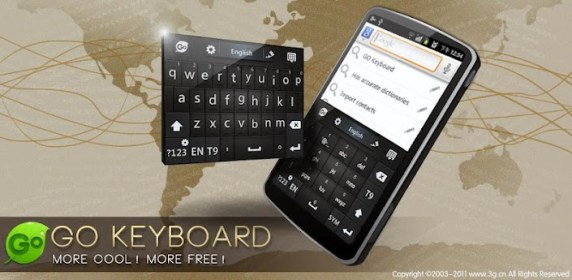 GO Keyboard for Samsung Galaxy S III (LTE)