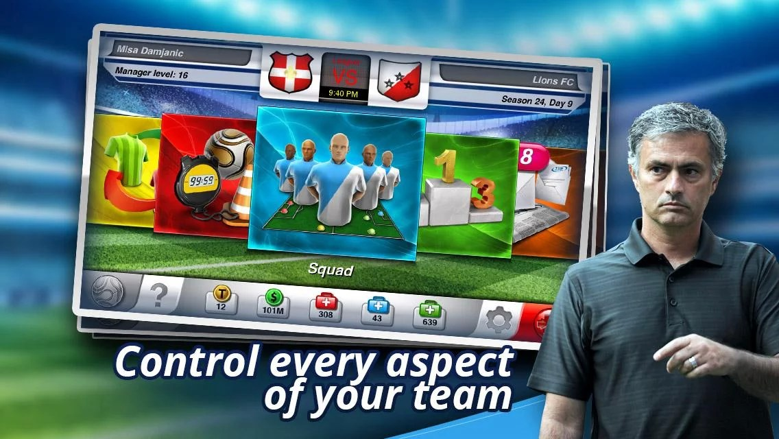 top eleven hack android 2018