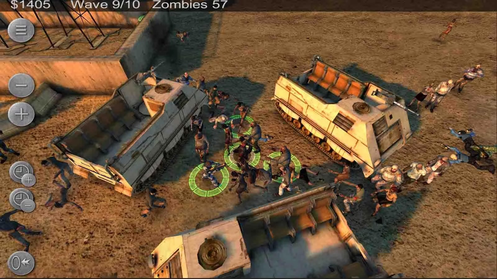 Zombie Soldiers Games Zombie Defense – Games For