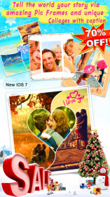 InstaCollage Pro - Pic Frame & Photo Collage & Caption Editor for Instagram