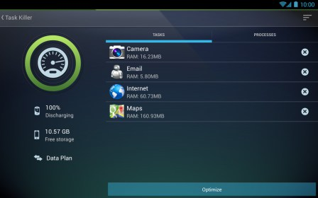 AntiVirus Security - FREE for Huawei Ascend Y201 Pro