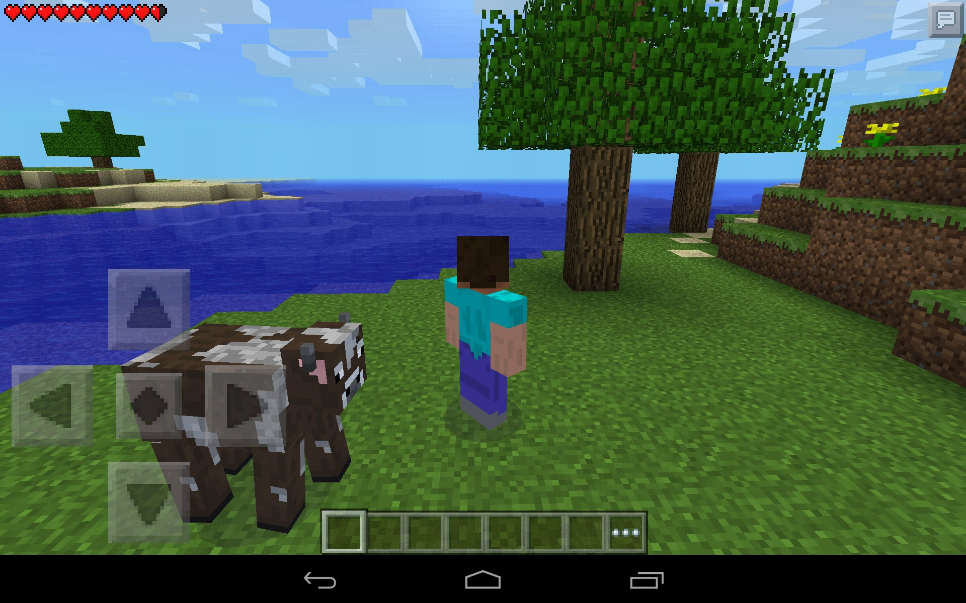 Can I Craft In Minecraft Pocket Edition