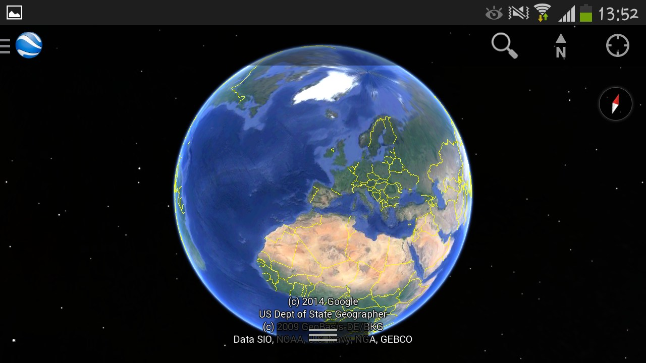 google earth apk for android 4.2.2