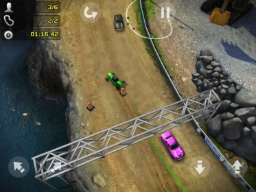 Reckless Racing 2 do HTC Butterfly