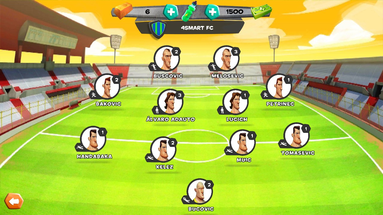 Disney Bola Soccer – Games for Android 2018 – Free ...