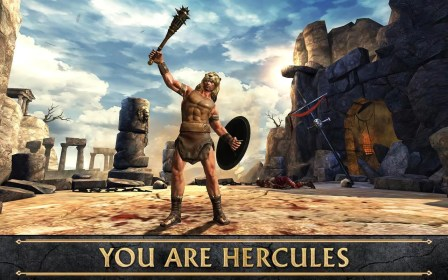HERCULES: THE OFFICIAL GAME for Samsung SGH-i997 Infuse 4G