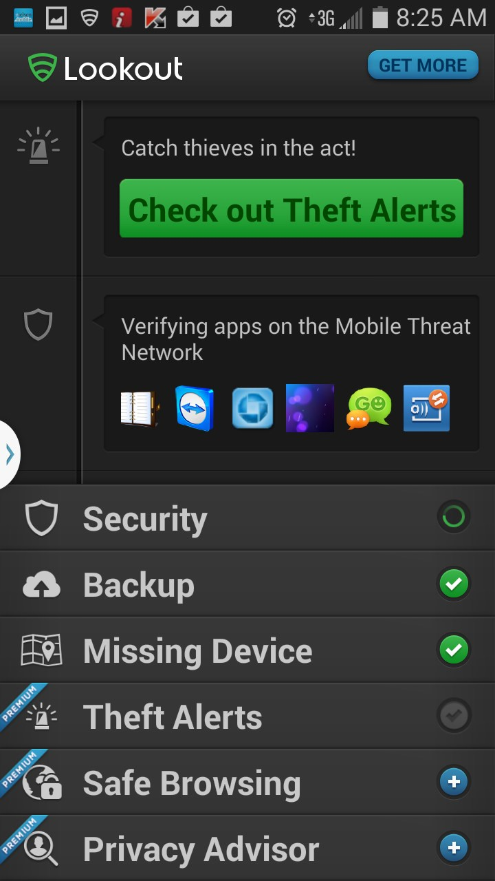 Lookout Security & Antivirus – Soft for Android 2018 – Free download. Lookout Security ...
