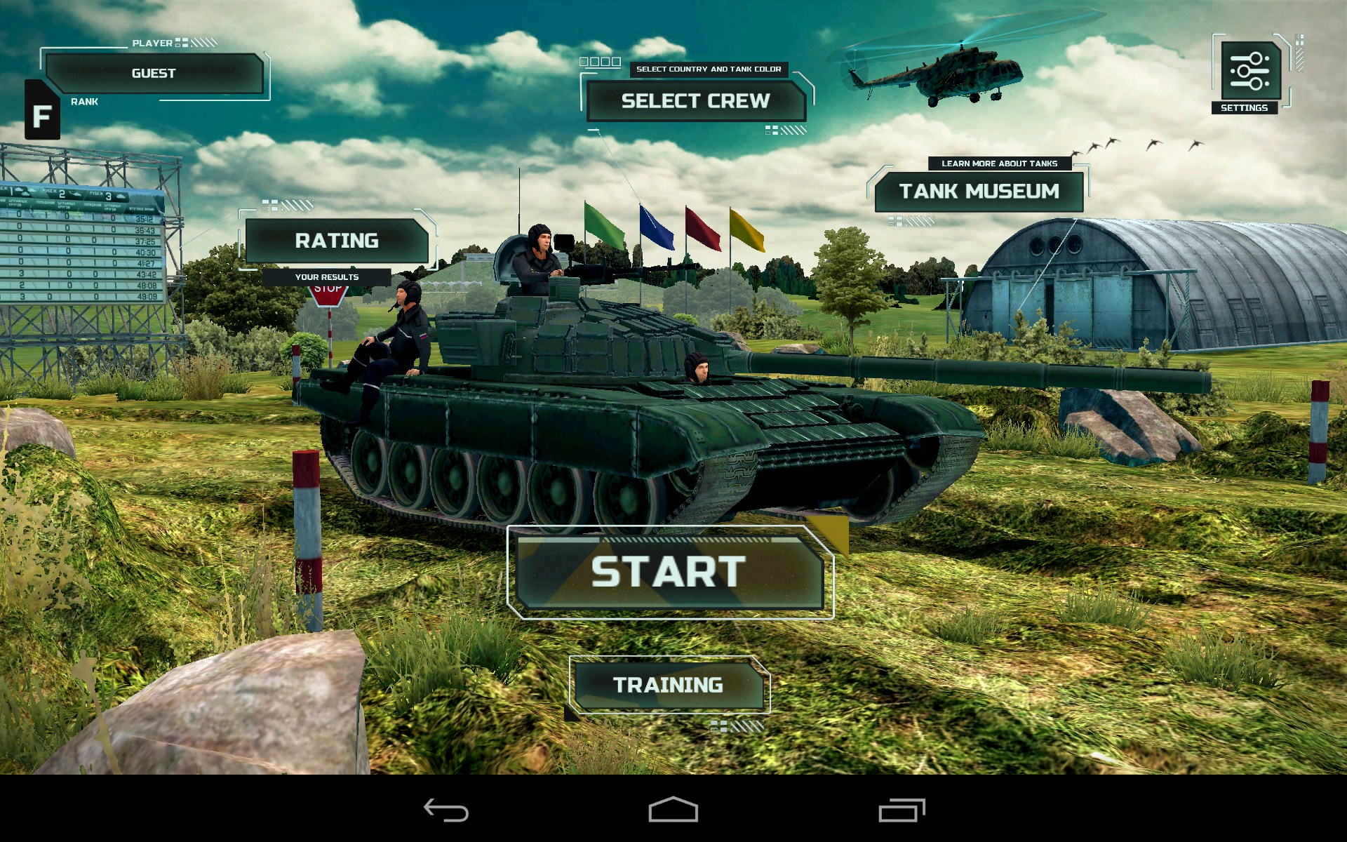 Tank simulator: battlefront for android download apk free.