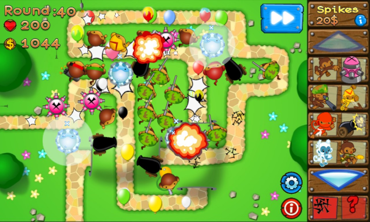 Bloons Tower Defense – Games for Windows Phone – Free download ...