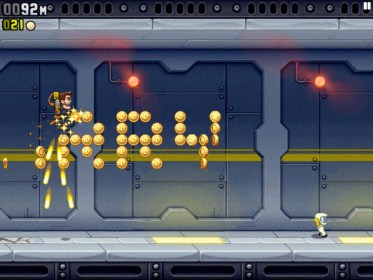 Jetpack Joyride for LG Optimus LTE 2