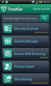 TrustGo Antivirus for Megafon Login