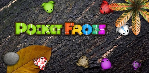 Pocket Frogs for Samsung Galaxy S III (LTE)
