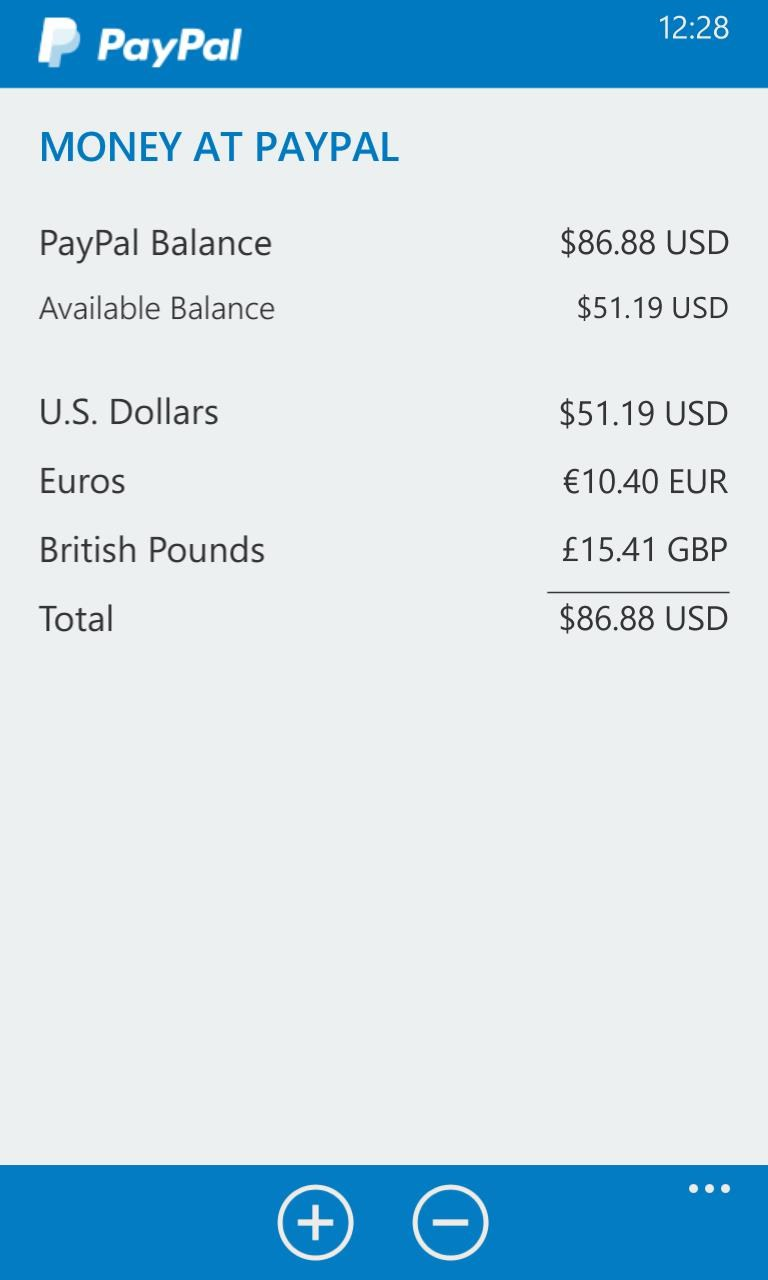how to send money to the usa thruogh paypal