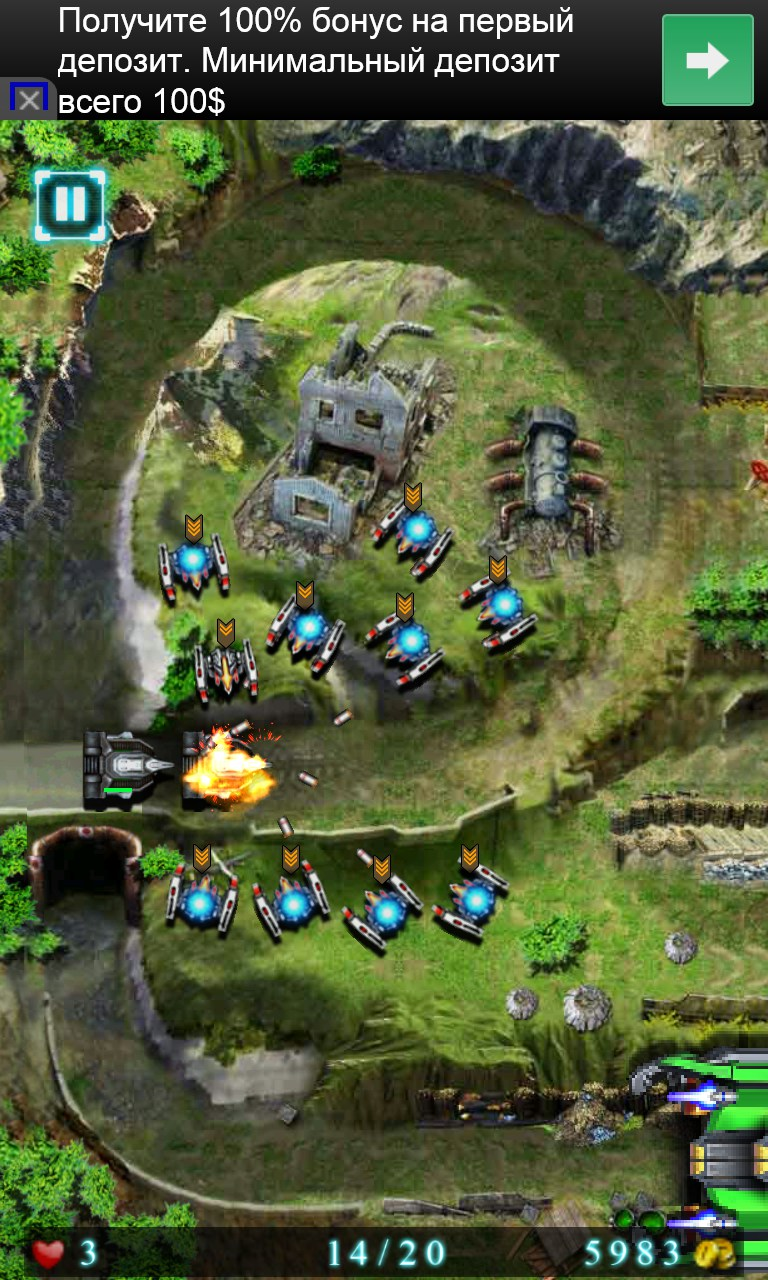 tower defence game free