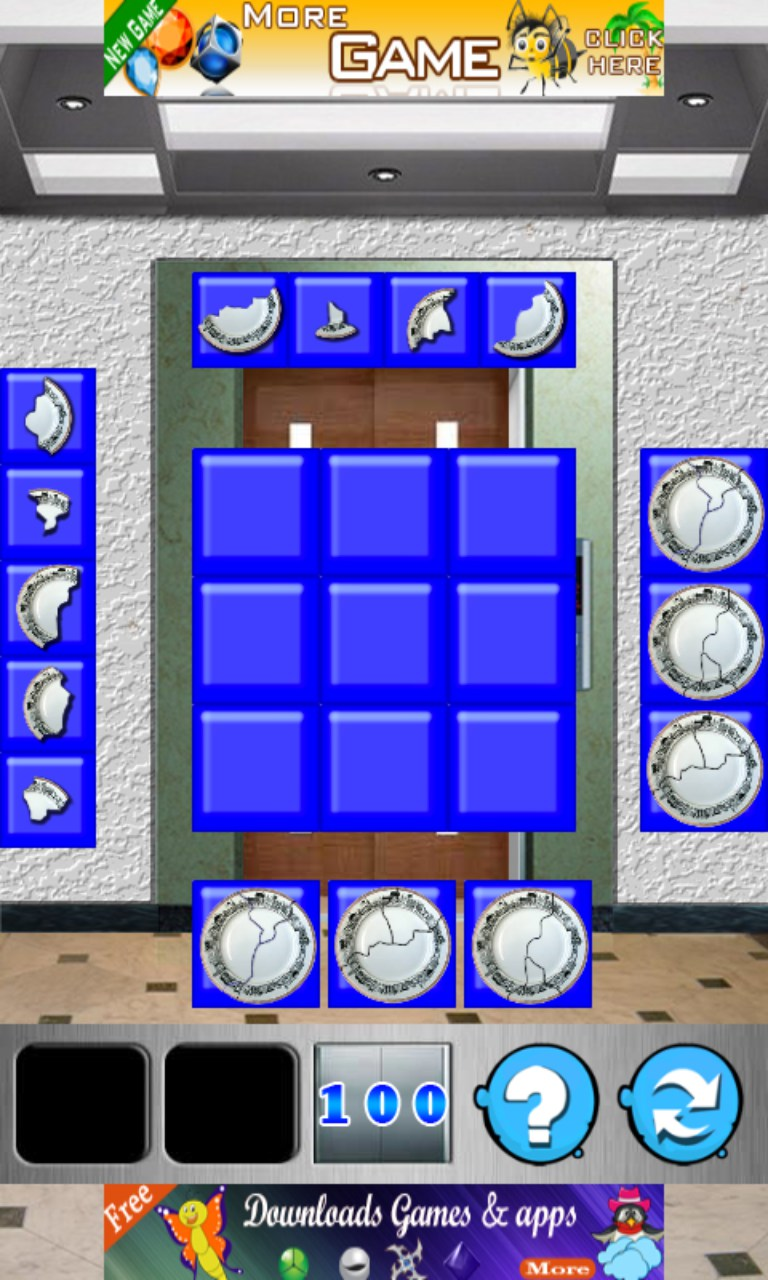 Lumia 100 doors escape walkthrough 100 doors escape for for Door 4 level 13