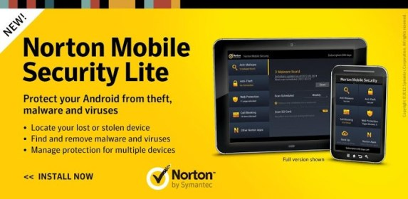 Norton AntiVirus & Security para Huawei Ascend G526