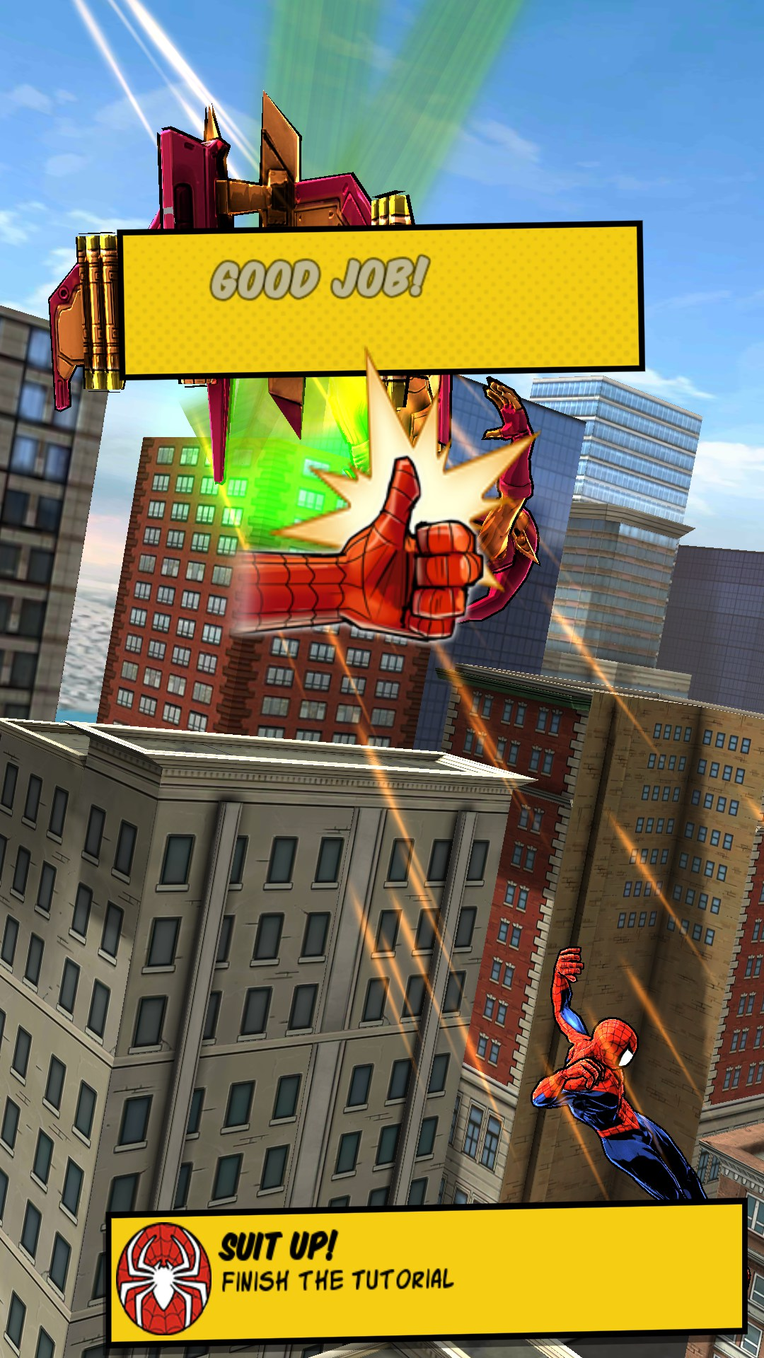 MARVEL Spider-Man Unlimited Game Free Download For PC | …