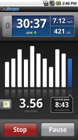 RunKeeper for Huawei Ascend Y220