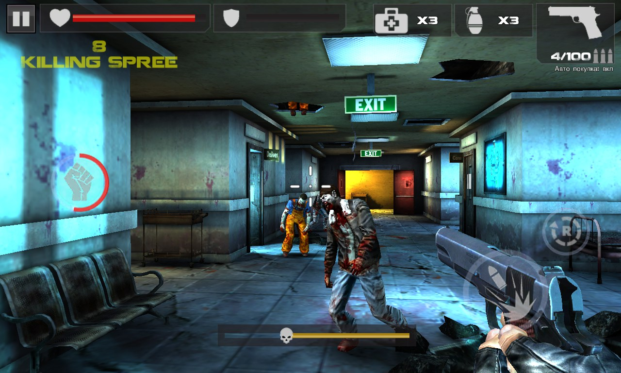 DEAD TARGET: Zombie – Games for Windows Phone 2018 – Free