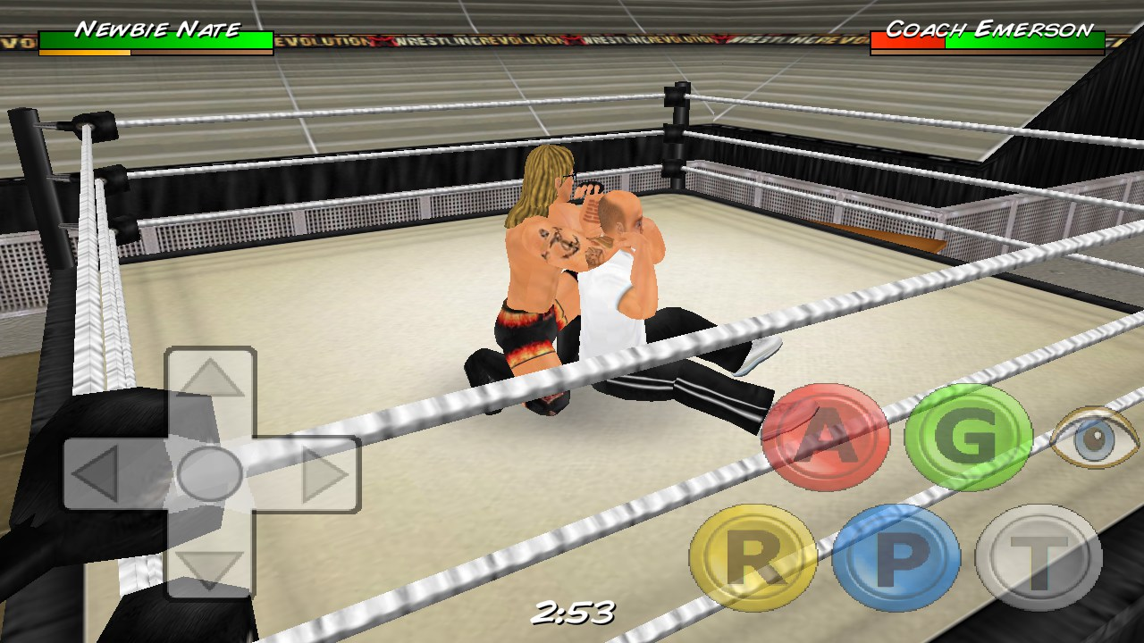 Wrestling Revolution 3D – Games for Android 2018 – Free download
