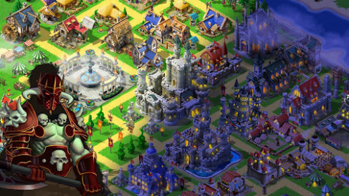 Kingdoms & Lords for Sony Xperia C