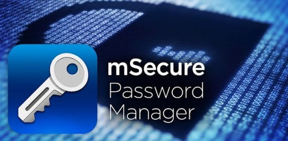 mSecure Password Manager for Sony Xperia Tablet S