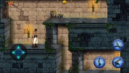 Prince of Persia Classic for Amazon Kindle Fire HD 8.9