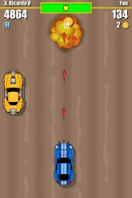 Road Riot Combat Racing for Tango