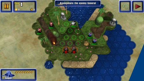 Great Big War Game for Sony Xperia C