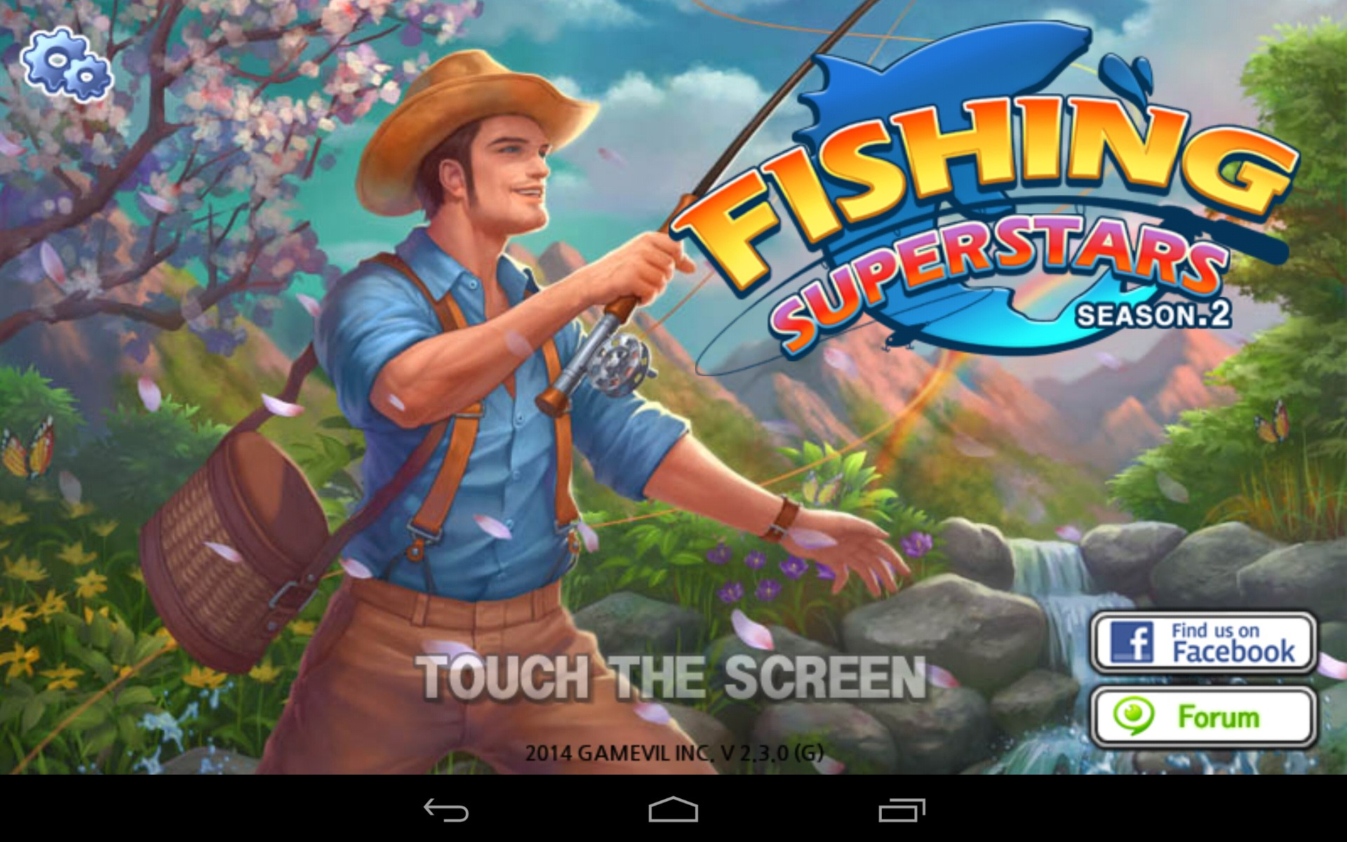 Fishing superstars games for android 2018 free for Fishing vr games