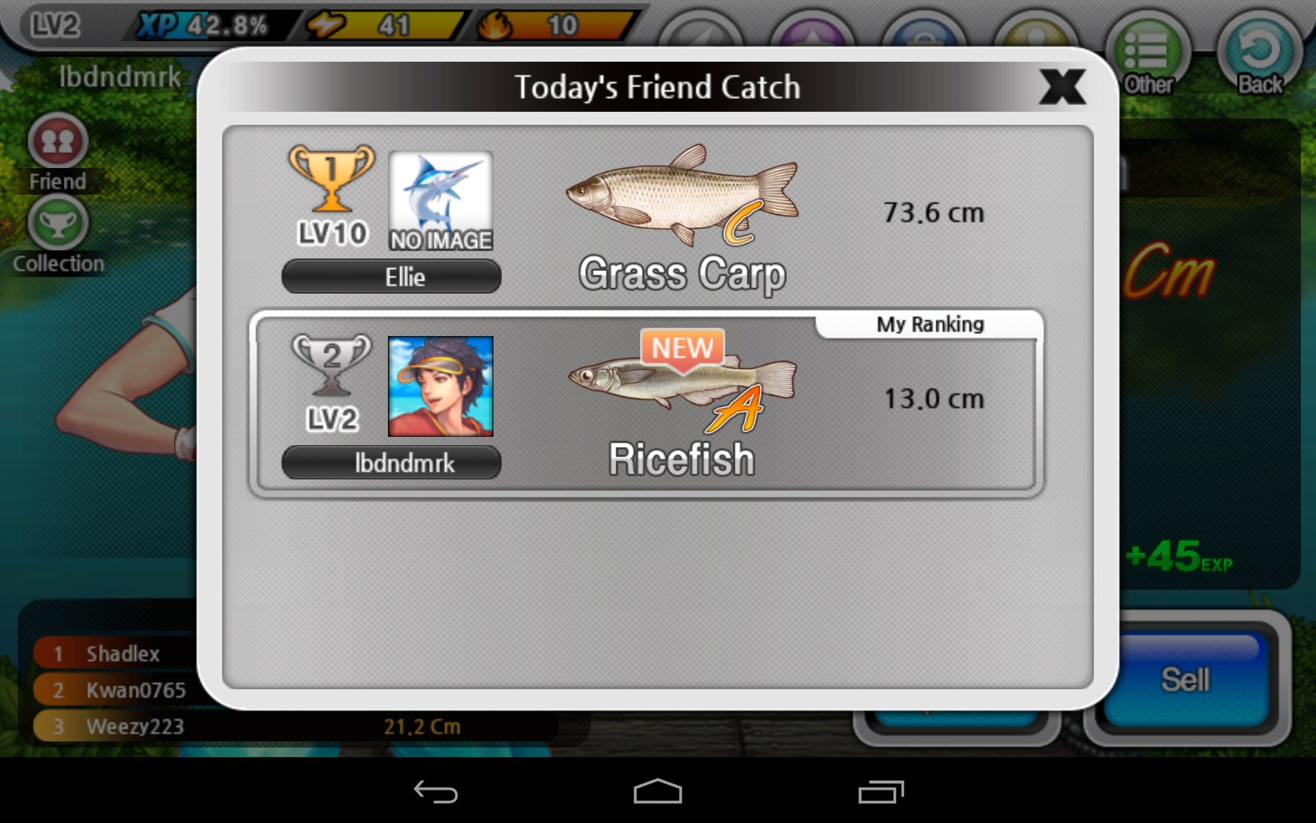 Fishing superstars games for android 2018 free for Fishing apps for android