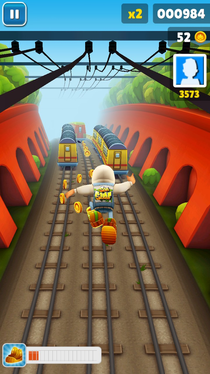 Play Free Online subway surf surfer game for nokia n8 Games for kids and boys