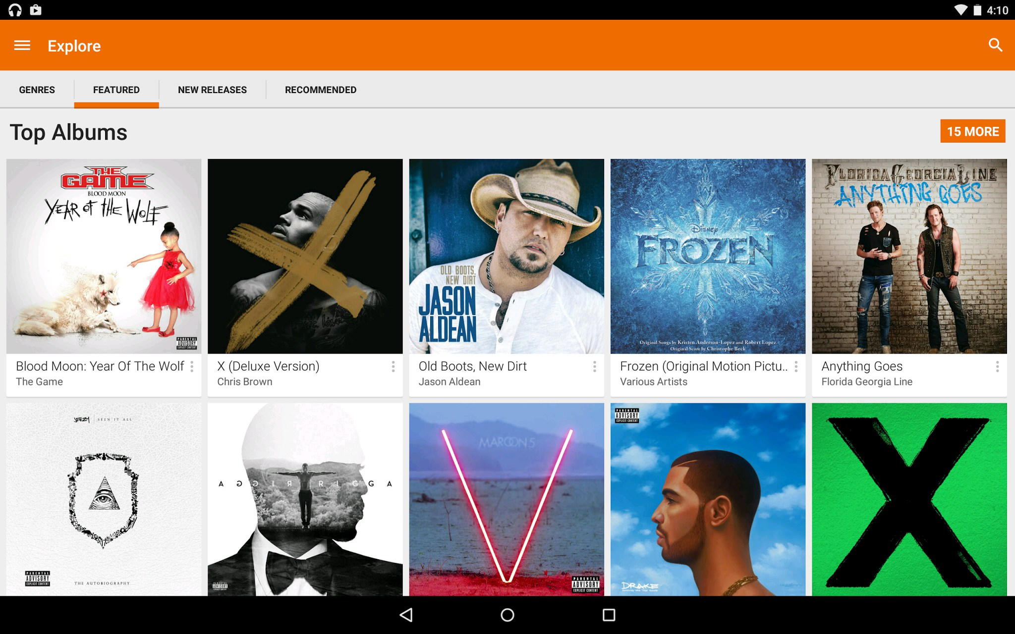 how to download purchased music from google play