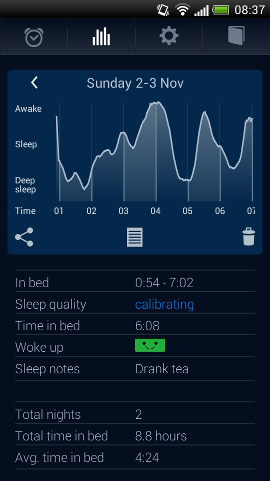 Sleep Cycle alarm clock – Soft for Android 2018  Sleep Cycle