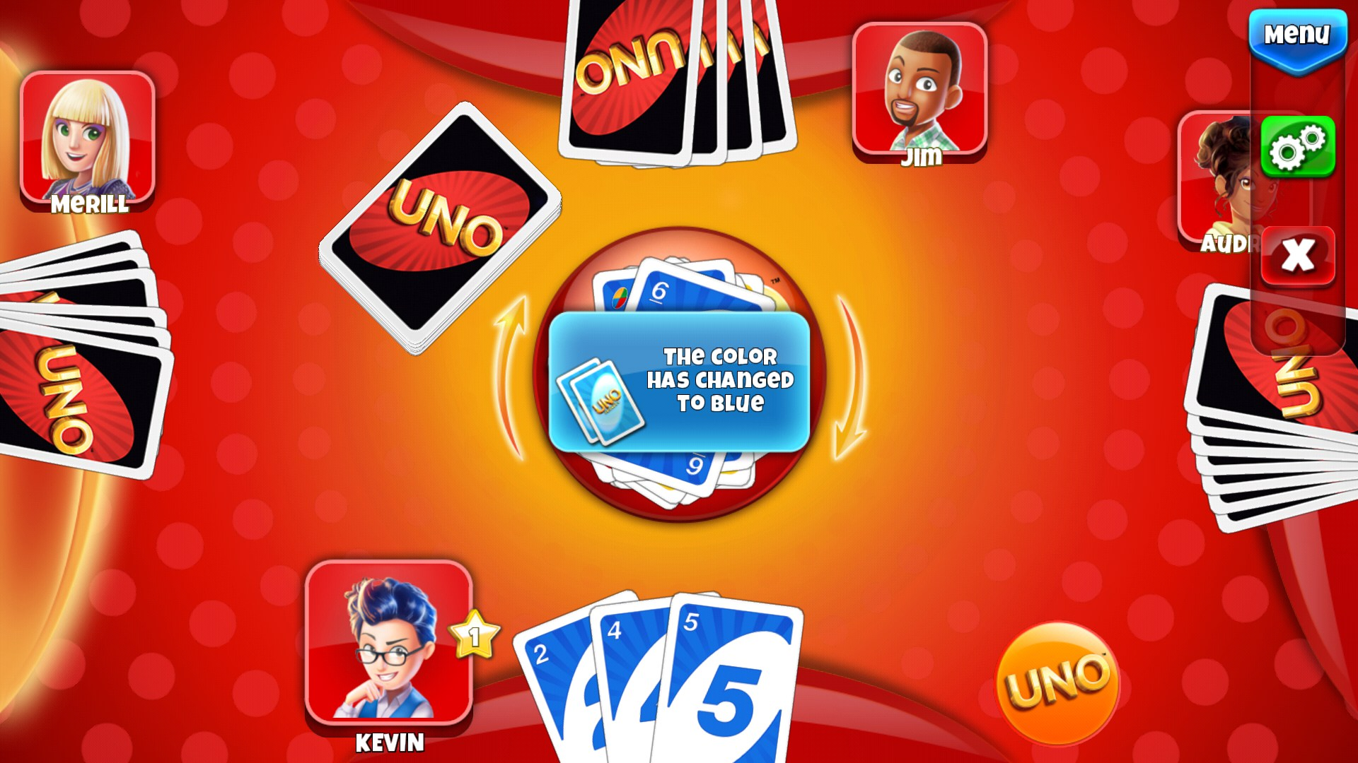 play uno on online for free
