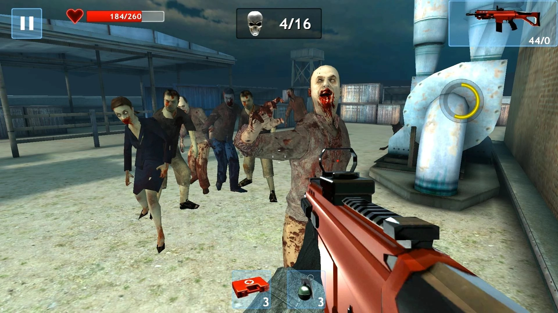 zombie objective games for android 2018 free download zombie objective free zombie shooter. Black Bedroom Furniture Sets. Home Design Ideas