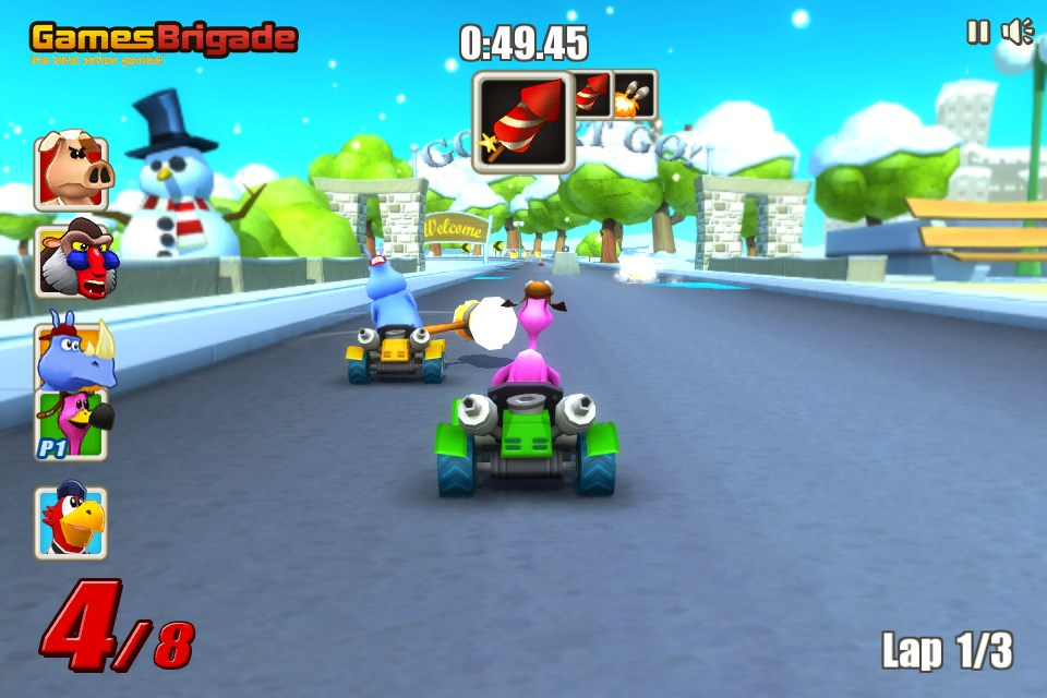 Go Kart Go! Ultra! � Games for Android � Free download. Go Kart Go ...