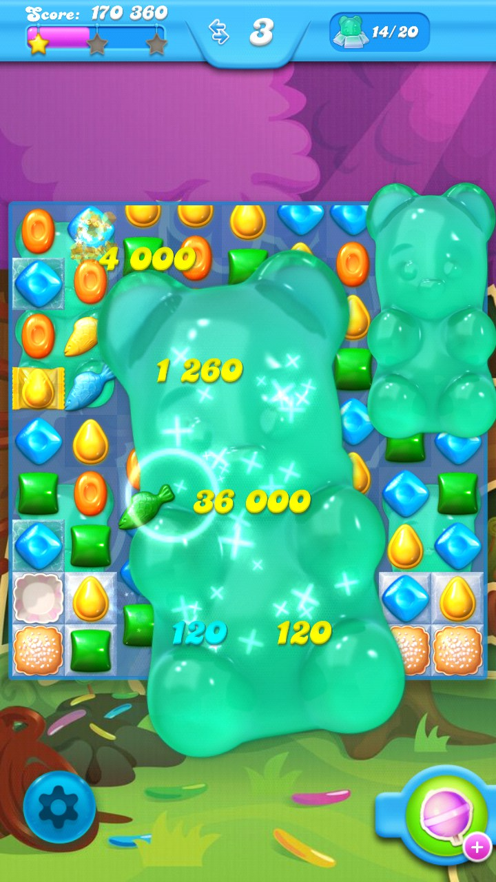 Candy Crush Soda Saga Para Alcatel One Touch Pop C5 2018 Descarga