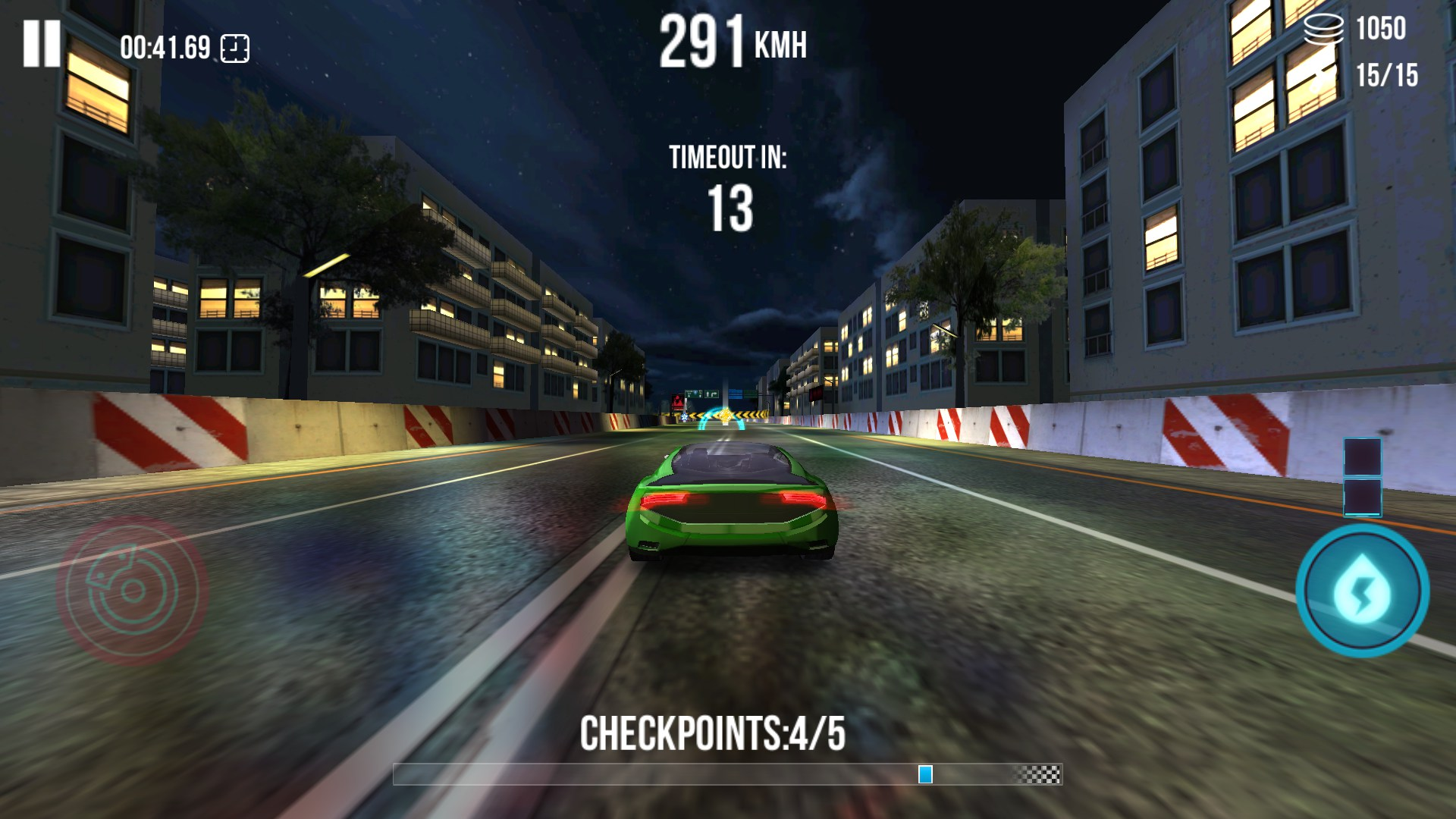 High speed 3d android apps