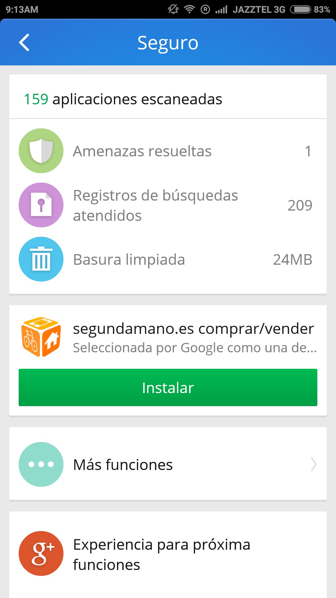 Descargar cm security applock antivirus gratis para pc