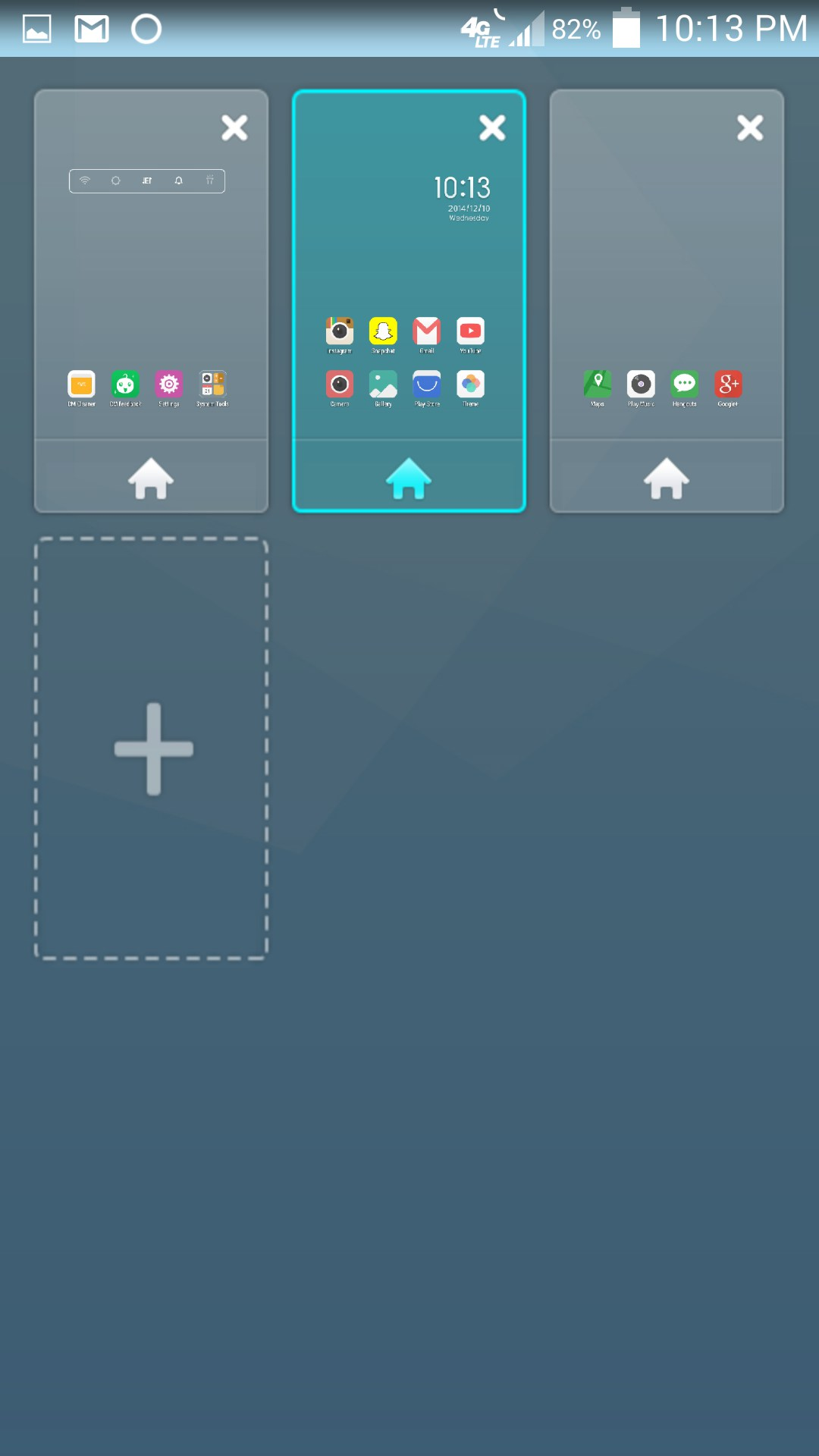 CM Launcher for Lenovo A369i 2018 – Free download soft for
