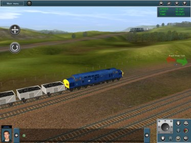 Trainz Simulator إلى Motorola BACKFLIP