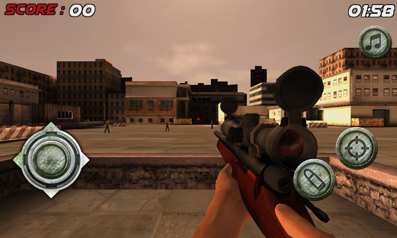 3d shooting games free download for windows 7