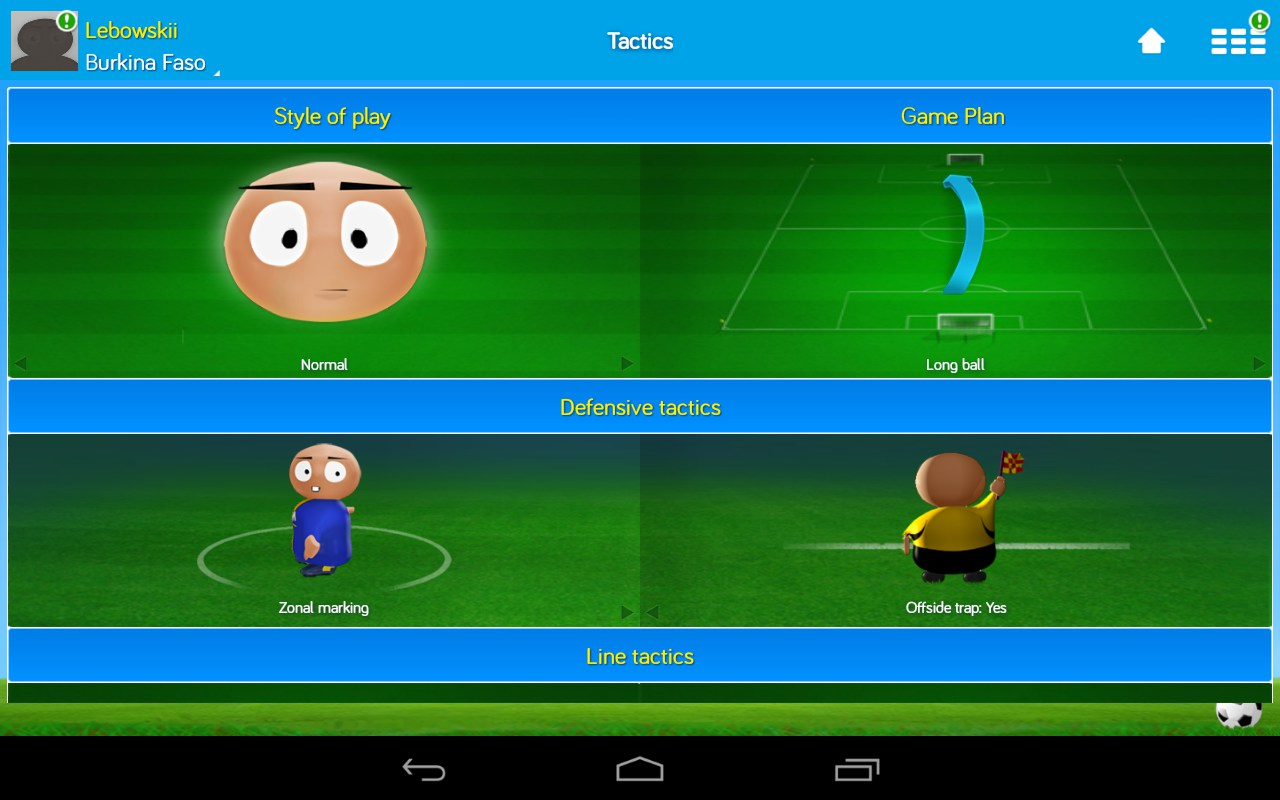 Online Soccer Manager Osm Games Android